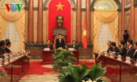State President welcomes heads of delegations to APEC HRD Ministerial Meeting