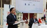 Deputy PM Hoang Trung Hai begins Finland visit