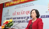 Vietnam participates in ASEAN Skills Competition