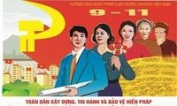 Vietnam Law Day 2014 to be marked