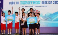 2014 National Robothon Contest - useful playground for students