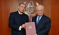 Vietnam pledges to use nuclear power at highest safety standards