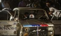 Consecutive bomb attacks in Cairo