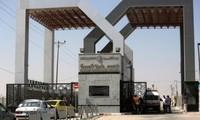 Egypt temporarily reopens Gaza Border Crossing