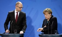 Germany promises continued support for Ukraine