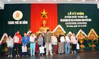 70,000 USD raised for Da Nang AO victims to enjoy Tet