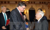 Minister Morgens: HCMC offers numerous opportunities to Danish investors