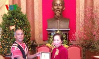Vice President meets ethnic group representatives