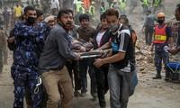 Vietnamese Embassy helps Vietnamese tourists stranded in Nepal