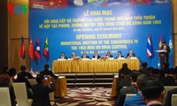 GMS nations exchange experiences in anti-drug cooperation