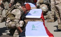 Iraq unearths 470 bodies from Tikrit mass graves