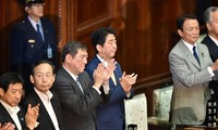 Japan's Lower House passes security bill