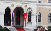 Vietnam, Thailand target 20 billion USD in trade