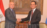 Vietnam, Paraguay mark 20th anniversary of diplomatic ties