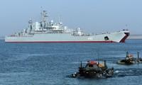 NATO-Ukraine launch joint military exercises in Black Sea