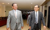 Cambodia: CPP, CNRP discuss revision of Election Law