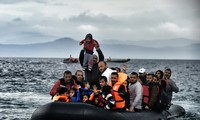 The number of migrants to the EU continues on the rise: IOM
