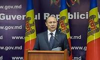 Moldavian parliament dissolves government