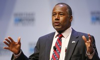 US Election 2016: Ben Carson leads in Republican presidential race