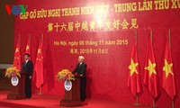 Vietnam-China youth urged to live up to time-honoured friendship