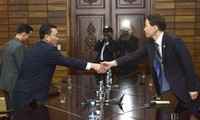 Two Koreas agree on high-level talks next month