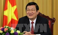 President Truong Tan Sang: Vietnam pushes ahead with comprehensive reform