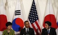 Japan urges RoK to sign intelligence-sharing pact