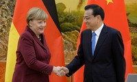 China, Germany agree to strengthen ties