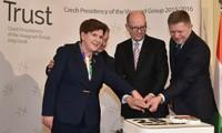The Visegrad Four backs EU expansion