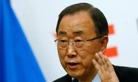 UN chief urges Russia, US to help stop Syria fighting