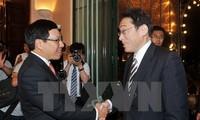 Vietnam, Japan strengthen multi-faceted cooperation