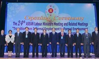 ASEAN Labor Ministers agree on workforce migration