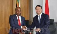 Vietnam, South Africa discuss 3 billion USD trade turnover