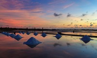 Vietnam's salt fields named one of top 15 locations to see sunsets