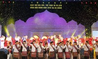 Cham Culture, Sports, and Tourism Festival concludes in An Giang