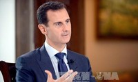 Syrian government says it's ready for further peace talks