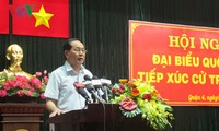 President calls for efforts to raise national and corporate competitiveness