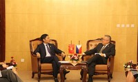 Vietnam, the Philippines consider the extension of a rice trading agreement until 2020