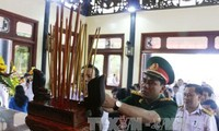 Late President Ton Duc Thang's 128th birth anniversary marked