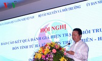 Seawater in 4 polluted central provinces fit for standards