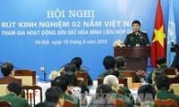 Vietnam participates in UN peace-keeping missions