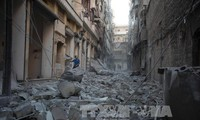 Fierce airstrikes hit Aleppo after Syria truce ends