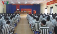 Ensuring human rights in re-education of offenders