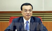 Chinese PM Li Keqiang visits Russia