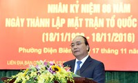 Government, NA leaders attend great national unity festival in Hanoi