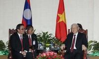 Vietnamese, Lao youths urged to nurture bilateral ties