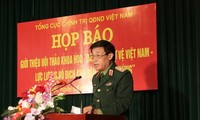 Vietnam's achievements in military and defense to be featured at symposium