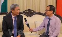 Vietnam-India relations at their peak