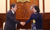 Vice President: Japan is Vietnam's reliable partner