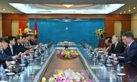 Vietnam, US boost bilateral cooperation